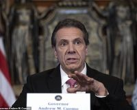 Governor Andrew Cuomo: Bush League Player In A Major League Game