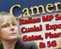 "Bill Gates Called Out For ""Crimes Against Humanity' & Attempted ""Genocide"" Via Vaccines By Italian MP (Video)"