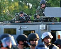 Militarized Police, Delivered Bricks, Agent Provocateurs & The Attack On Us