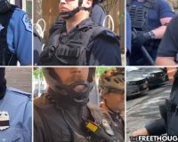 Cops Across US Hiding Badges & Covering IDs To Shield Them From Accountability For Violence