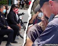 Across The Country, Cops Are Joining Protesters & Their Cities Aren't Burning (Video)