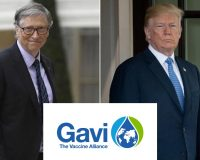 Trump Sleight Of Hand:  President Pulls Out Of WHO – Gives Billions To Gates-Founded GAVI