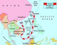 US Rejects Chinese Claim To South China Sea