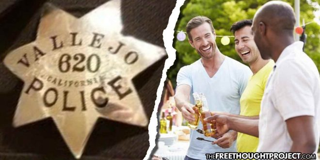 California: Good Cop Forced Out For Exposing Secret Club That Celebrated Killer Cops With Parties » Sons of Liberty Media