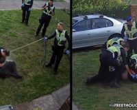 No Justice for Cops Found Guilty Of Torturing Innocent Disabled Man In His Own Front Yard