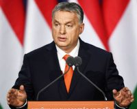 Viktor Orban: 'By 2050, 20 Percent Of Europe Would Be Muslim – Central European Countries Have Chosen A Different Future.'