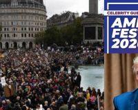 Trafalgar Square, Trump & Transsexuals