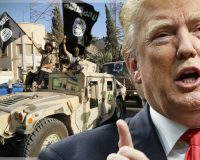 Apparently, When Trump Said ISIS Had Been Decimated, He Wasn't Entirely Honest About It (Video)