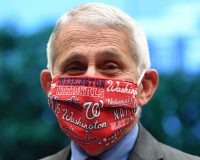 "Remember When Dr. Fauci Said, """"There's No Reason To Be Walking Around With A Mask""?"