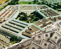 "40 Groups Demand Congress Investigate ""Gross Misuse"" Of $1Billion COVID Funding By Pentagon Alleged To Be ""Colossal Backdoor Bailout For Defense Industry"""