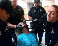 Colorado:  Woman Strapped To Chair, Tortured With Taser After Refusing To Sign A Ticket – Taxpayers Held Liable (Video)