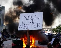 """BLM Terrorists Attempted Murder Of Black Cop & Girlfriend For Being """"Racists"""""""