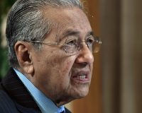 Former Prime Minister of Malaysia: 'Muslims Have A Right To Be Angry & To Kill Millions Of French People'