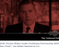 "BOMBSHELL AUDIO: Hunter Biden Confesses Partnership With ""The ******* Spy Chief of China"" … Joe Biden Named In Criminal Case Witness"