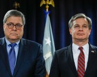 """A Swamp Protection Racket"":  Reporter Points Out FBI Director Christopher Wray Profited From Biden/Russia/China Deal & So Did AG William Barr"