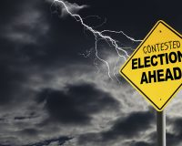Election Chaos Intensifies:  Vote Intimidation From Both Sides