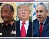 Sudan Joins UAE & Bahrain in Normalizing Relations with Israel