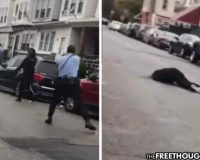 Pennsylvania:  Mass Unrest – Cops Attacked After Video Shows Police Shoot Man 10 times In Broad Daylight