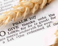 In Everything, Give Thanks! – Remembering God's Wonderful Works In History