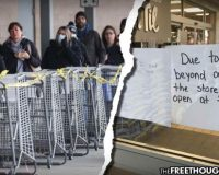 New Mexico:  Grocery Stores Now Being Closed Under New Lockdown Measures