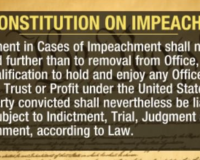 People Are Beginning To Respond To The Attacks: The People Only Have One Option – Impeachment – Prosecution!