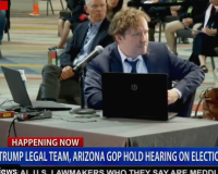 Twitter Blacklists Mathematician Who Testified at Arizona Voter Fraud Hearing