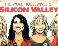 Wrecking America In Between Chardonnay Breaks:  The Woke Housewives Of Silicon Valley