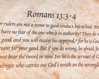 Romans 13 – An Interpretation You Probably Haven't Heard Before (Video)