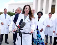 FBI Arrests CDC Critic Dr. Simone Gold For Attending Capitol Protest – FBI Singled Her Out