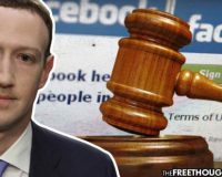 Censored By Facebook & Twitter?  New Bill Allows Users To Sue Big Tech For Being Silenced