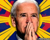 Media Literally Compares Biden To God – Whitewashes New Face Of US Police State & War Machine