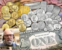 Monetary Mayhem: The Federal Reserve & Crypto Vs Gold & Silver With Franklin Sanders