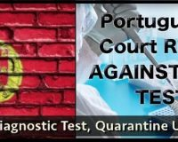 The Historic Portuguese Appeals Court Ruling On PCR Test The Mainstream Media Didn't Report To You