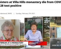 Ignoring The Obvious: 2 Nuns Dead After Experimental Injections – Blame COVID (Video)