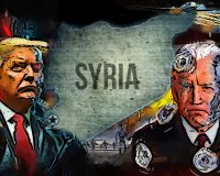 Hypocrisy: Under Trump, Attacks On Syria OK – Under Biden, Not OK – Both Lawless