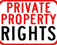 Private Property Rights:  Regulations Equal Theft
