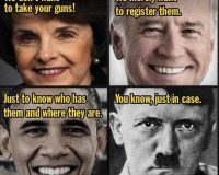 Gun Organization Warns:  Anti-American Representatives To Introduce National Gun Registry