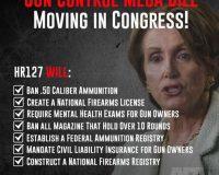 Dodging The Biden Bullet:  HR 127