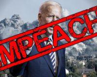 Biden's Syria Attack: An Actual Impeachable Offense