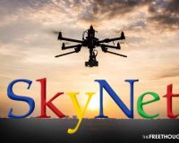 Google Veterans Team Up With Government To Fill Sky With AI Drones That Predict Your Behavior