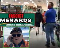 Minnesota Menards Stalks, Harasses & Refuses To Sell American Flag To Disabled US Veteran (Video)