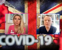The UK COVID Update With Kate Shemirani & Dr. Kevin Corbett Plus Maximizing Cancer Survival