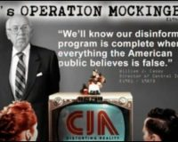 The CONvid-1984 Mockingbird Media: Former CBS Healthwatch Reporter Introduces The Medical CIA