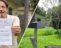 Florida:  City Fines Man $30,000 – Threatens To Steal His Home Because His Grass Was Too Tall