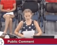 9-Year-Old Left No Other Option But To Now Defend Herself, And She Does…(Video)