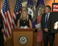 """Majorie Taylor Greene Leads House GOP Coalition To Sponsor """"FIRE FAUCI ACT"""" (Video)"""