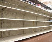 Food Shortages Becoming As Obvious As The Higher Prices