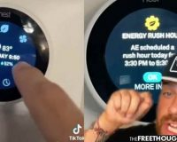 """""""Woke Up Sweating"""": Power Company Remotely Raising Temps On Smart Thermostats"""