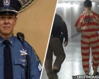 """Indiana:  School Cop Jailed For Making Child Porn Of Students, Threatening To """"Tie Up & Choke"""" Girl"""