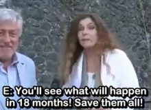 """Italian Doctor Warns 18 Months After Taking """"Vaccine"""" People Will Start Dropping Like Flies"""